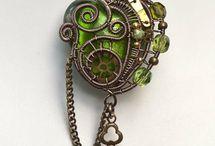 Collar steampunk