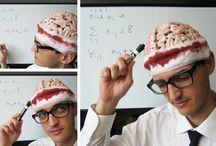 Make-up: Mad Scientist