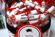 The Graduate / Gifts and entertaining ideas to celebrate the graduate.