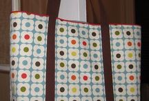 bags/organization DIY / by Rebekah Tuttle