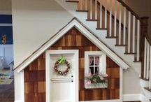 Under the stairs ideas
