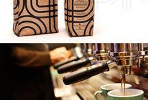 Claus / kaffepose designs