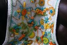 Crocheting and Knitting / by Tasha Morant