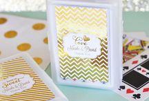 Wedding Guest Book/Favours Ideas