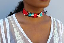 Chokers / Chokers we love <3