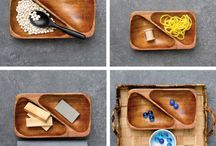 montessori trays for toddlers