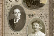 Genealogy work / by Terri Bailey