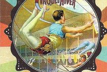 Three Ring Circus / by Nancy Rhodes