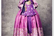 traditional clothes KOREAN