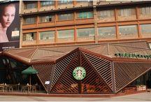 Starbucks dış cephe