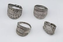 Vikings rings and bracelets