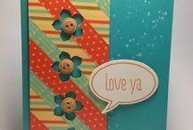 Card Ideas / by Dana Anderson Brooks