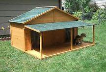 ideas for dog house