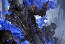 Modern Fantasy Warfare