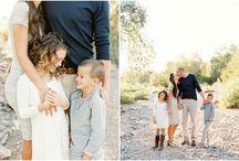 Hillside Family Portraits