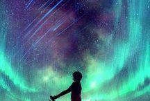 Kuzey Işıkları Aurora