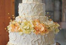 Wedding Sessions::Cake Ideas