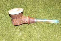 B.F pipes / handmade smoking pipes