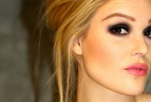 makeup 3 / by Vina Gauntlett