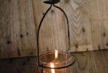 Candele..lanterne...lucine