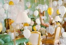 Celebrations . Entertaining / by Camille Winona
