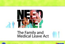 Highlighting the FMLA Law / Jonathan Nadler is a lawyer based in Philadelphia. This board is a collection of crucial information about the FMLA act.