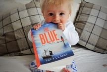 THE BLUE by Lucy Clarke - the photo story / Writing THE BLUE was a journey that took me from a desk in England, across several seas to the Philippines. During that time, I fell pregnant, wrote eight drafts of the novel, interviewed sailors and travellers, learnt how to tie a Boleyn knot and collect palm wine – and handed the manuscript to my editor two days before my baby was due. Here is the photo story of THE BLUE.