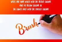 Calligraphy/Hand-Writting