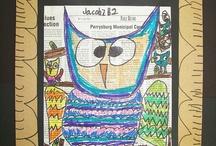 kids artwork / by Susan Smith