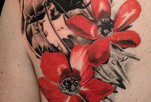 Tattoos / by Melanie Haddon