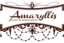 Amaryllis Étterem és Bár / Képek az étteremről