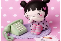 Cute personnages / by Audrey Baba