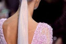 Gorgeous ponytails!!!