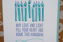 Открытки | Hanukkah