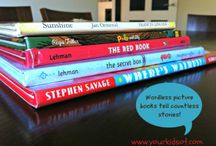 All about wordless picture books! / Great articles and resources to help learn more about using wordless picture books