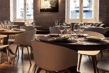 Restaurantes y Bares / Restaurantes con encanto y con una decoración perfecta