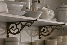 shelves / by Cindy Messinger