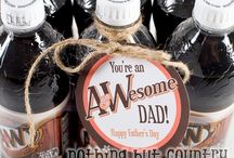 {father's day} / ideas for father's day gifts.