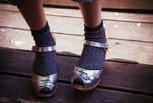 ★SOCKS PAS CHASSE★ / Osez les chaussettes chaussures!