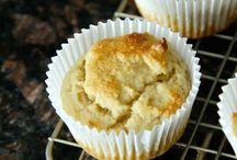 Almond flour muffins / Breakfast muffins