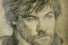Drawings / Drawings by the Belgian craftsman Andreas Vanpoucke
