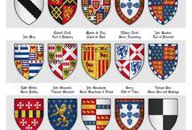 Heraldry & military