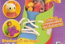 Revistas de dulceros para fiestas