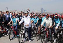 51. Cumhurbaşkanlığı Bisiklet Turu Basın Lansmanı Programı