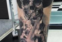 Tattoos That I like!!