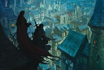 """Mistborn / Inspired by """"The Final Empire"""" by Brandon Sanderson, book 1 of the Mistborn series"""
