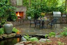 outdoor decks +