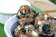 I just love a great meatball / Meatball Recipe