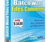 Word File Converter