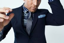 Gents! / Fashion styles that make men look sharp, polished and dapper! / by Micky Chase Jewelry